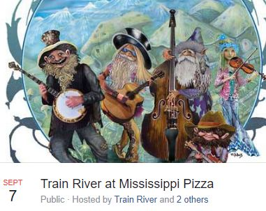 Train River bluegrass