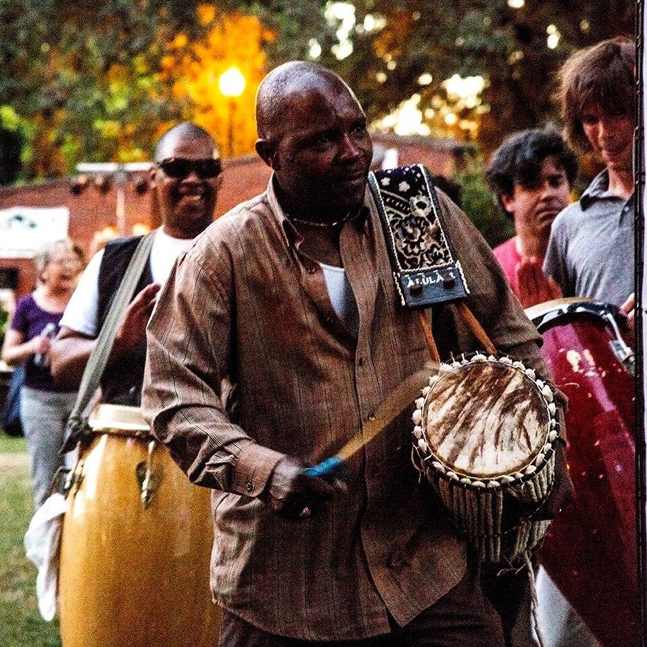 Jujuba: Afrobeat Dance Party