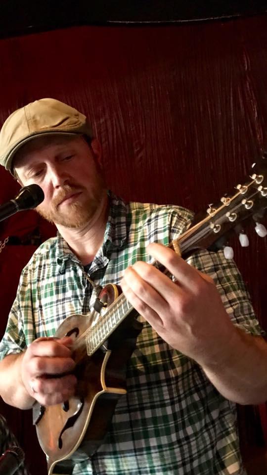 Josh Cole bluegrass