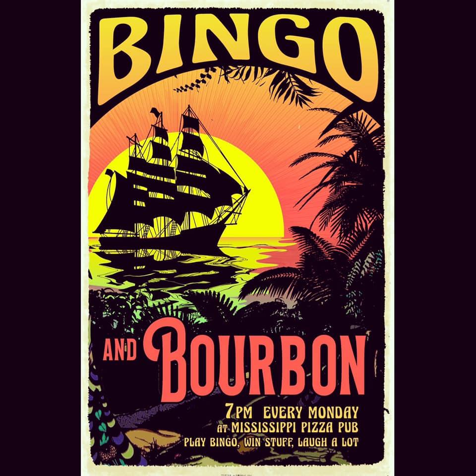 Bingo & Bourbon with Brian Perez
