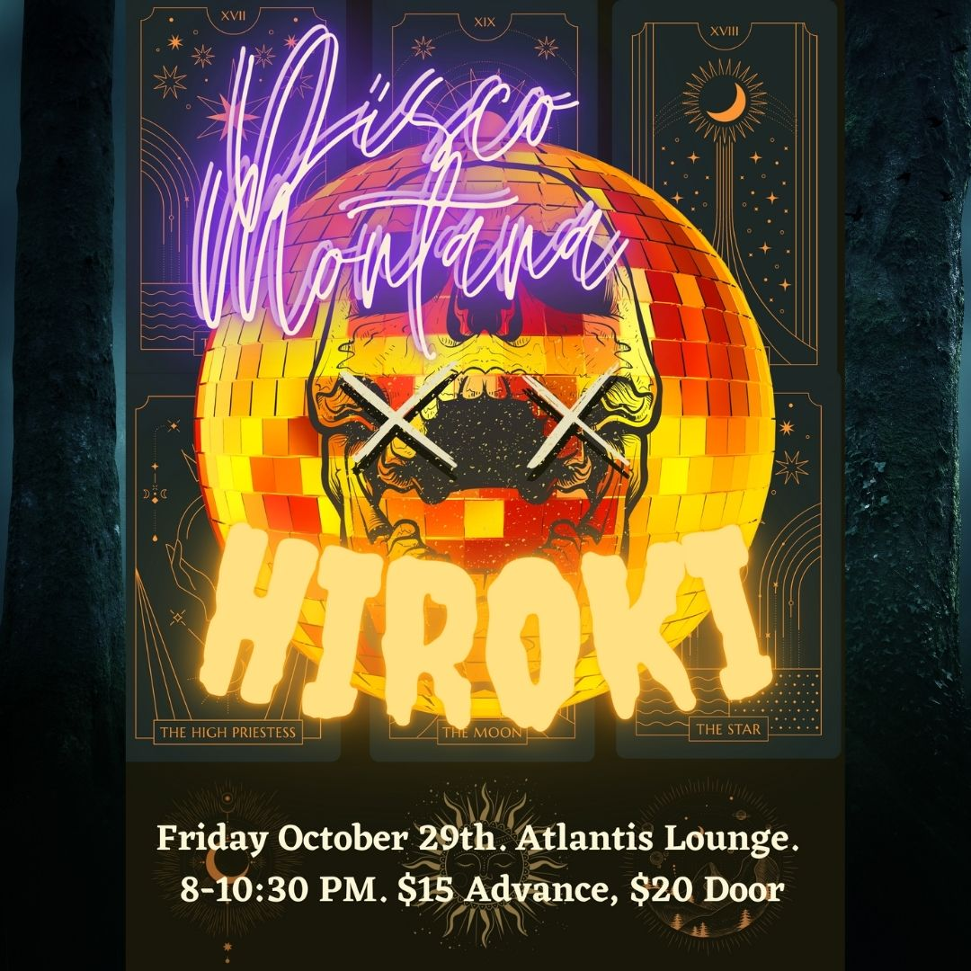 Hiroki, Disco Montana