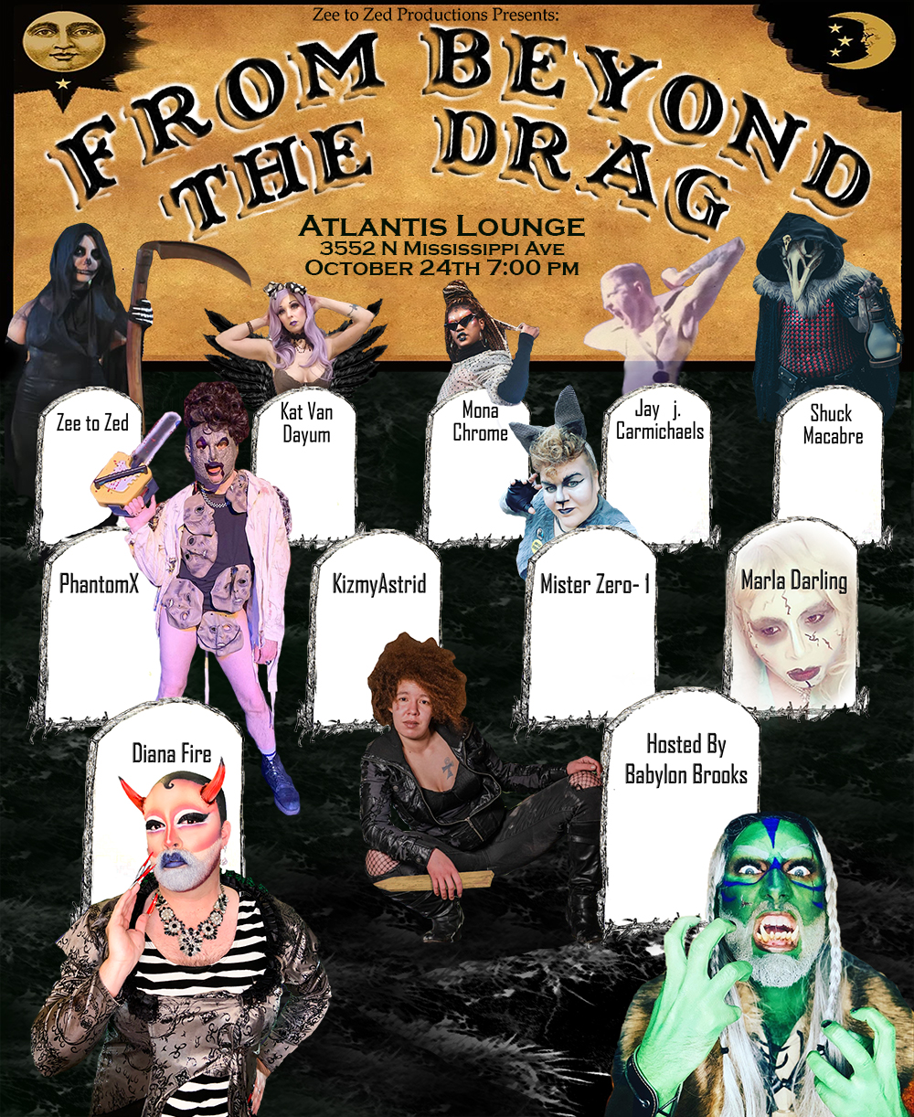 From Beyond the Drag
