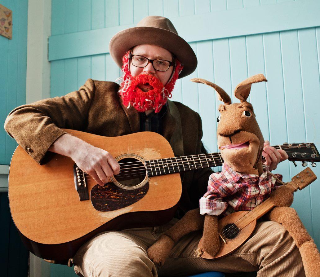 Red Yarn & Mo Phillips (kids show)