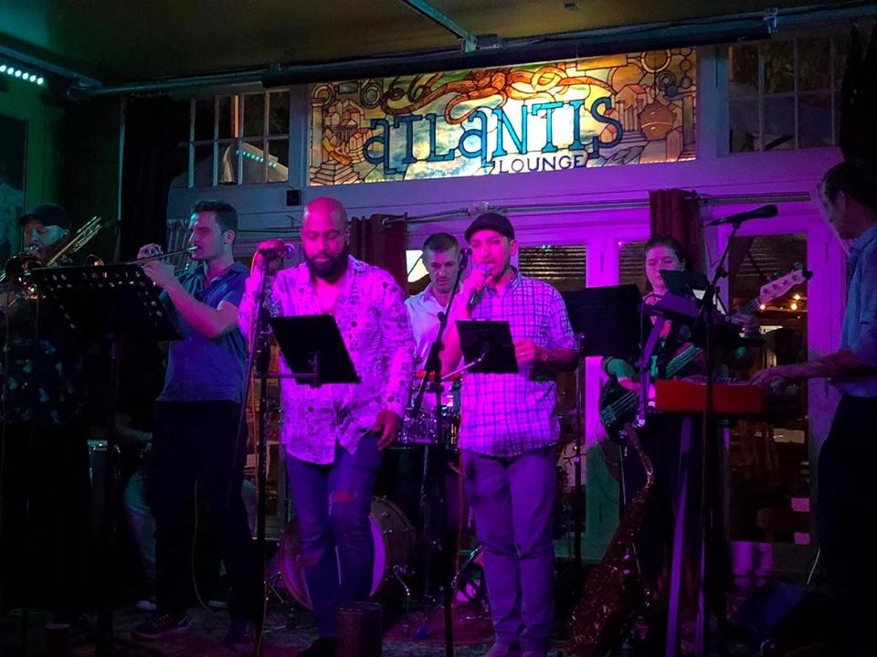 Pura Vida Latin Jazz