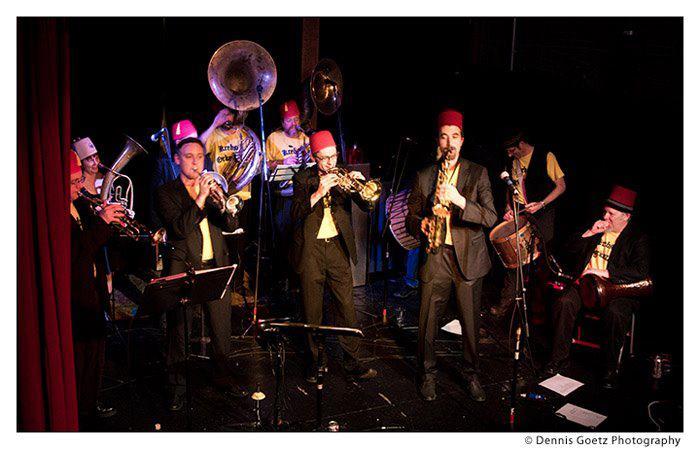 The Krebsic Orkestar: Balkan Brass Band