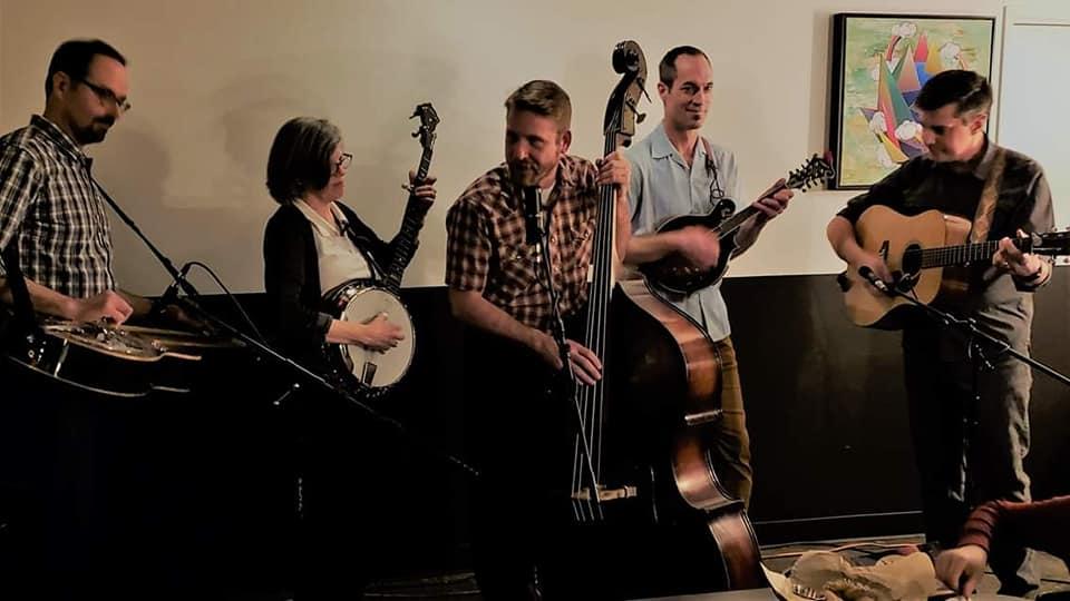 Deep River Bluegrass