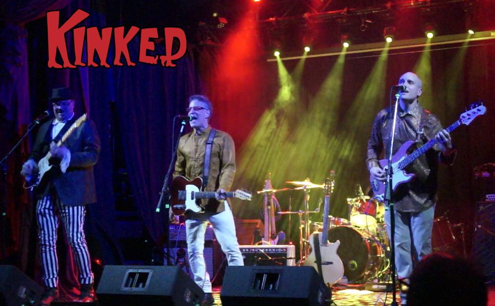My Siamese Twin - 80's Tribute, Kinked: Kinks Tribute