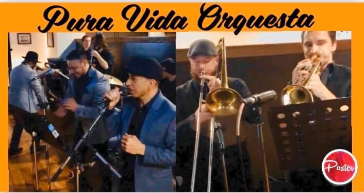 Pura Vida Orquestra: $15 cover